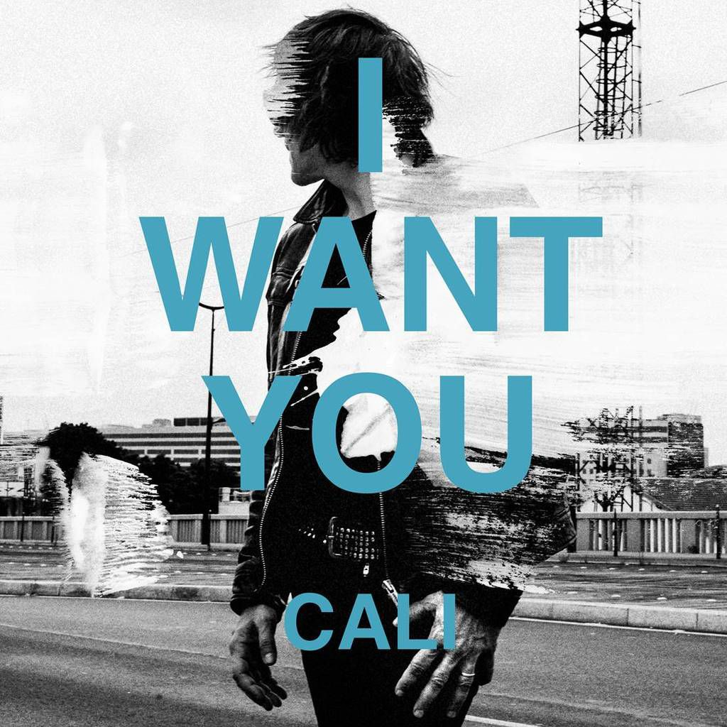 "Etalonnage du clip de Cali 'I want you""."