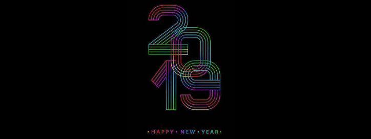 Très belle année plein de couleurs!!!