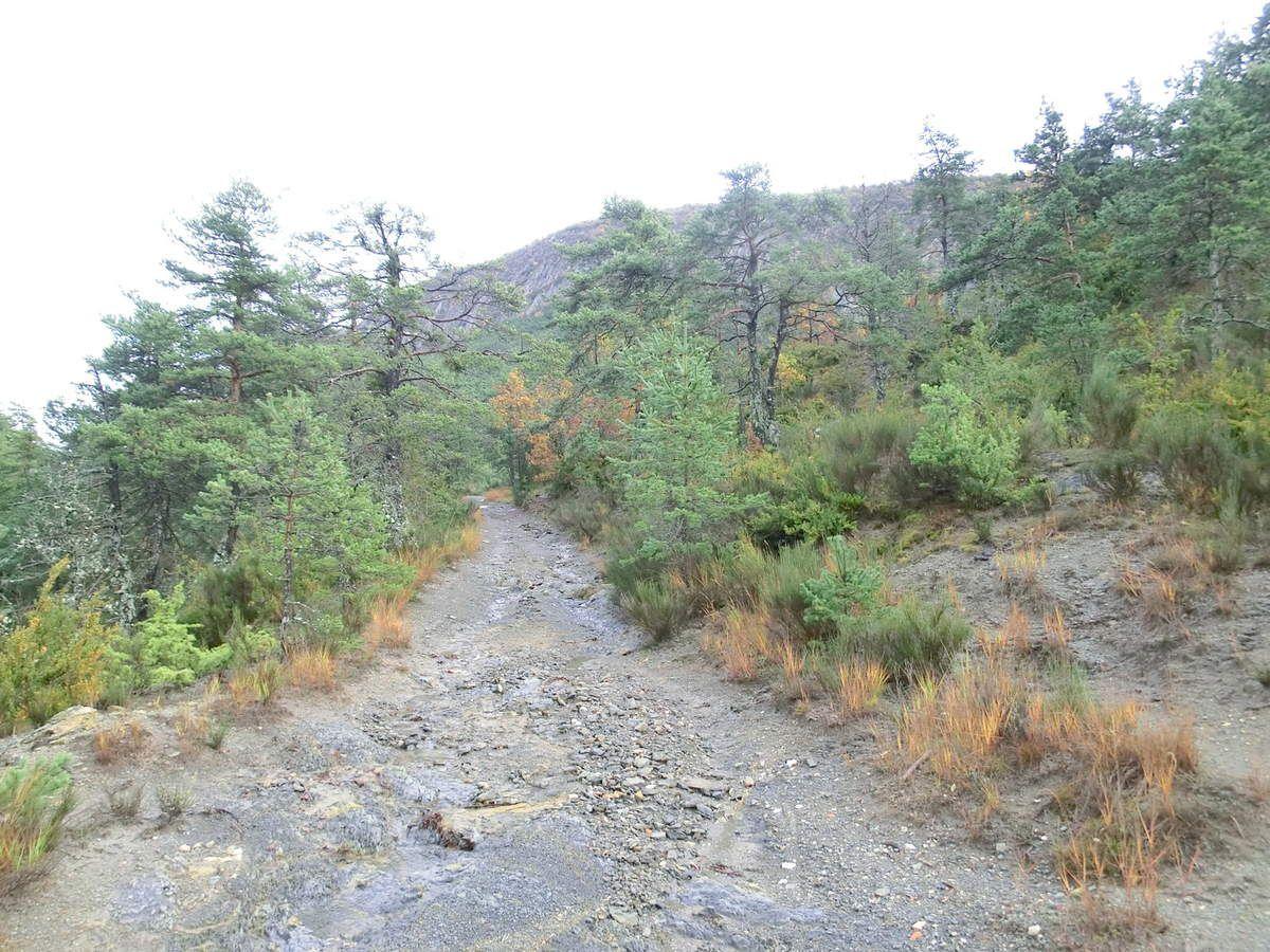 Chronique alpine, un séjour qui s'annonce mal, 8 et 9 novembre 2011