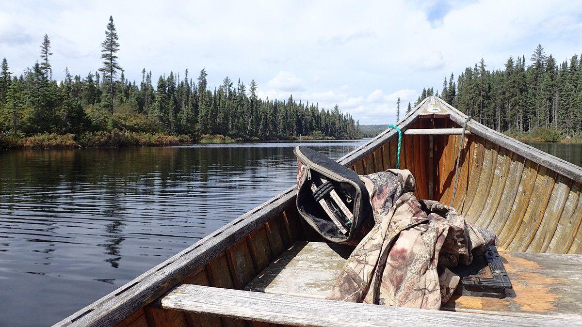 Chroniques québécoises, premier contact avec le territoire, 23 septembre 2017
