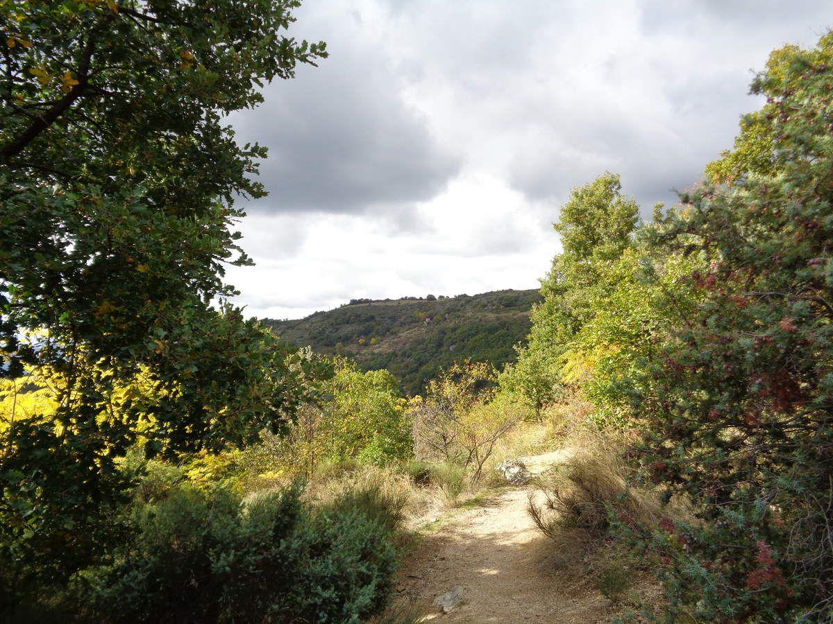 Mes randos .... randonnée de Bonneton - St Fortunat / Eyrieux 07