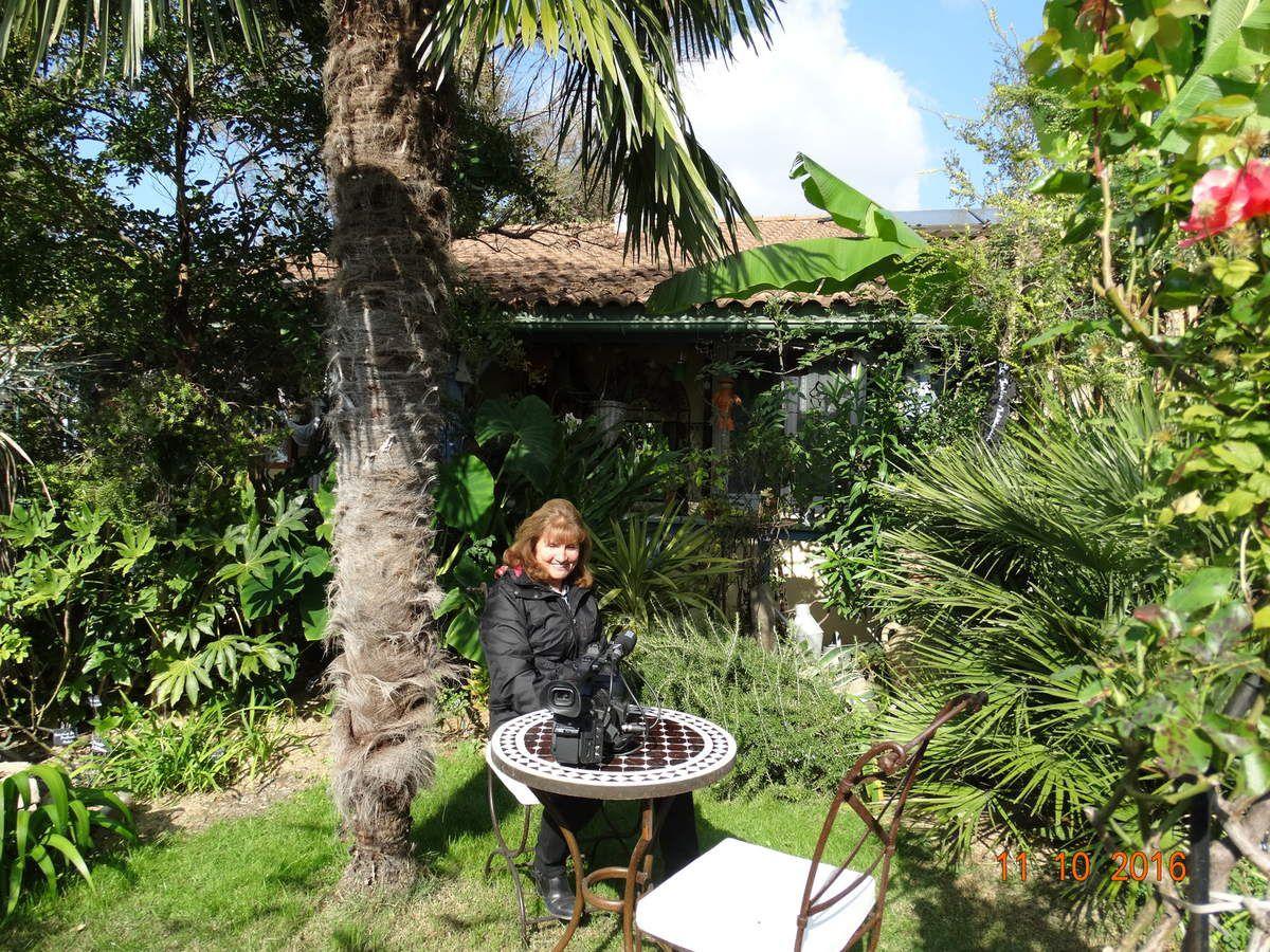 Photos récentes de mon jardin Le Clos Fleuri  ......Les dernières ont été prises par Jacques mon mari lors du tournage de Hortus focus    http://hortus-focus.fr/le-blog/  avec Isabelle Morand