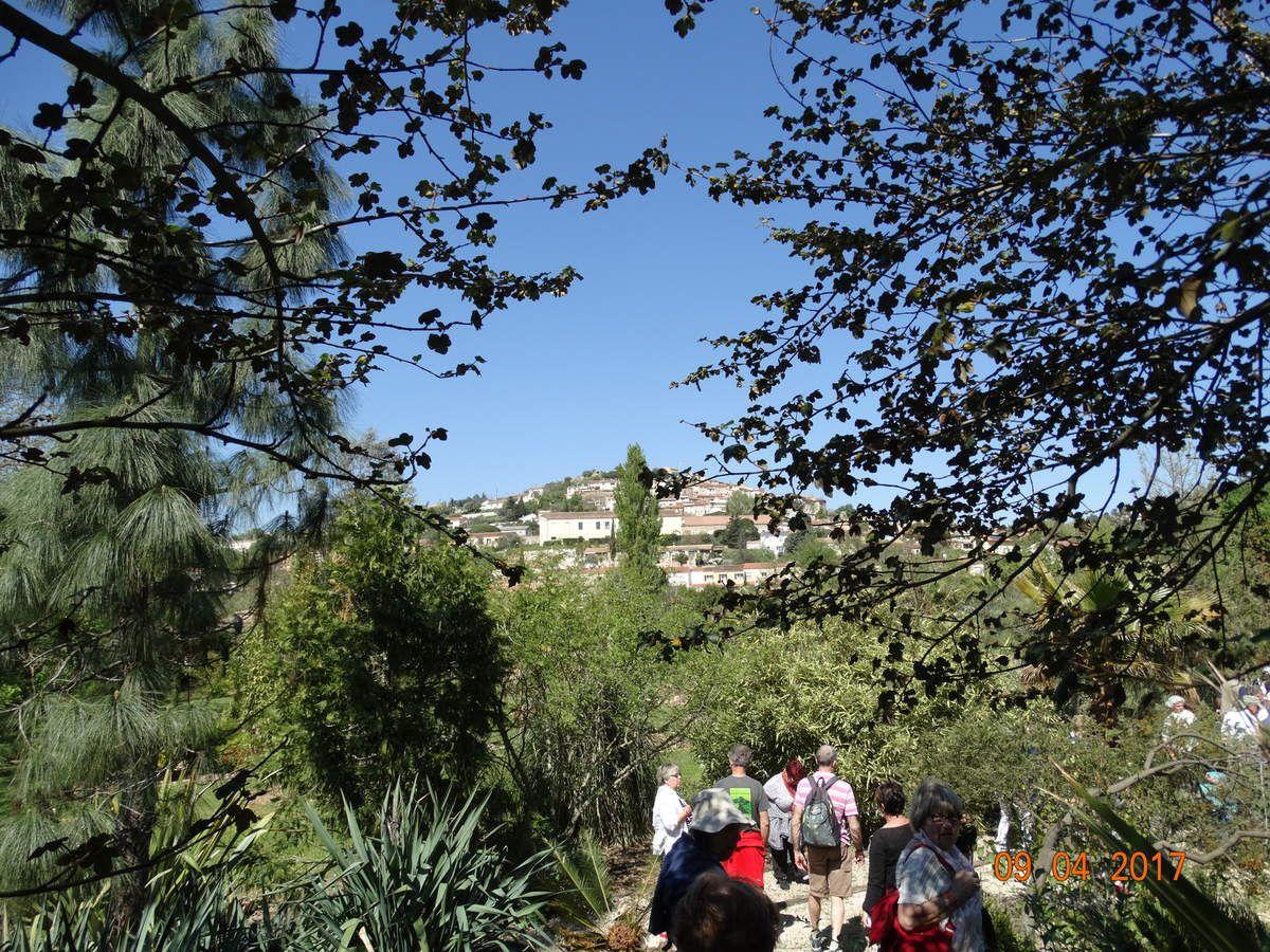 Mon voyage dans le Var avec le jardin de la Gravière