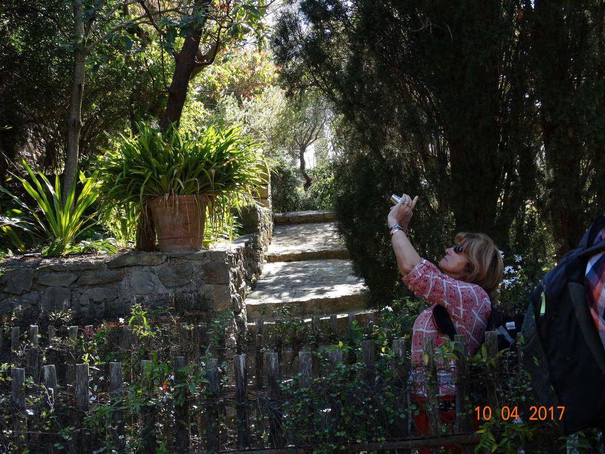 Mon voyage dans le Var  avec les parcs St Bernard et sainte Claire
