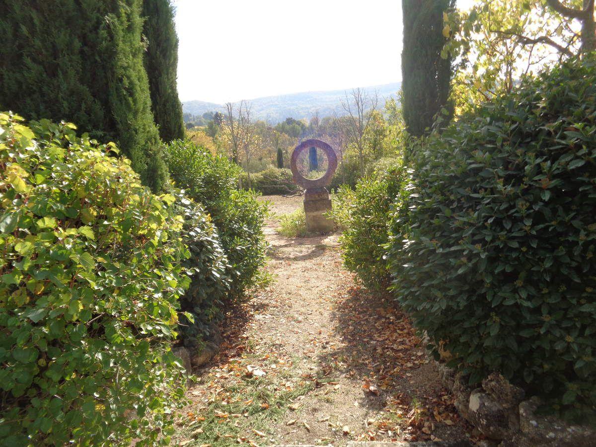 Sortie jardins dans le Luberon .......
