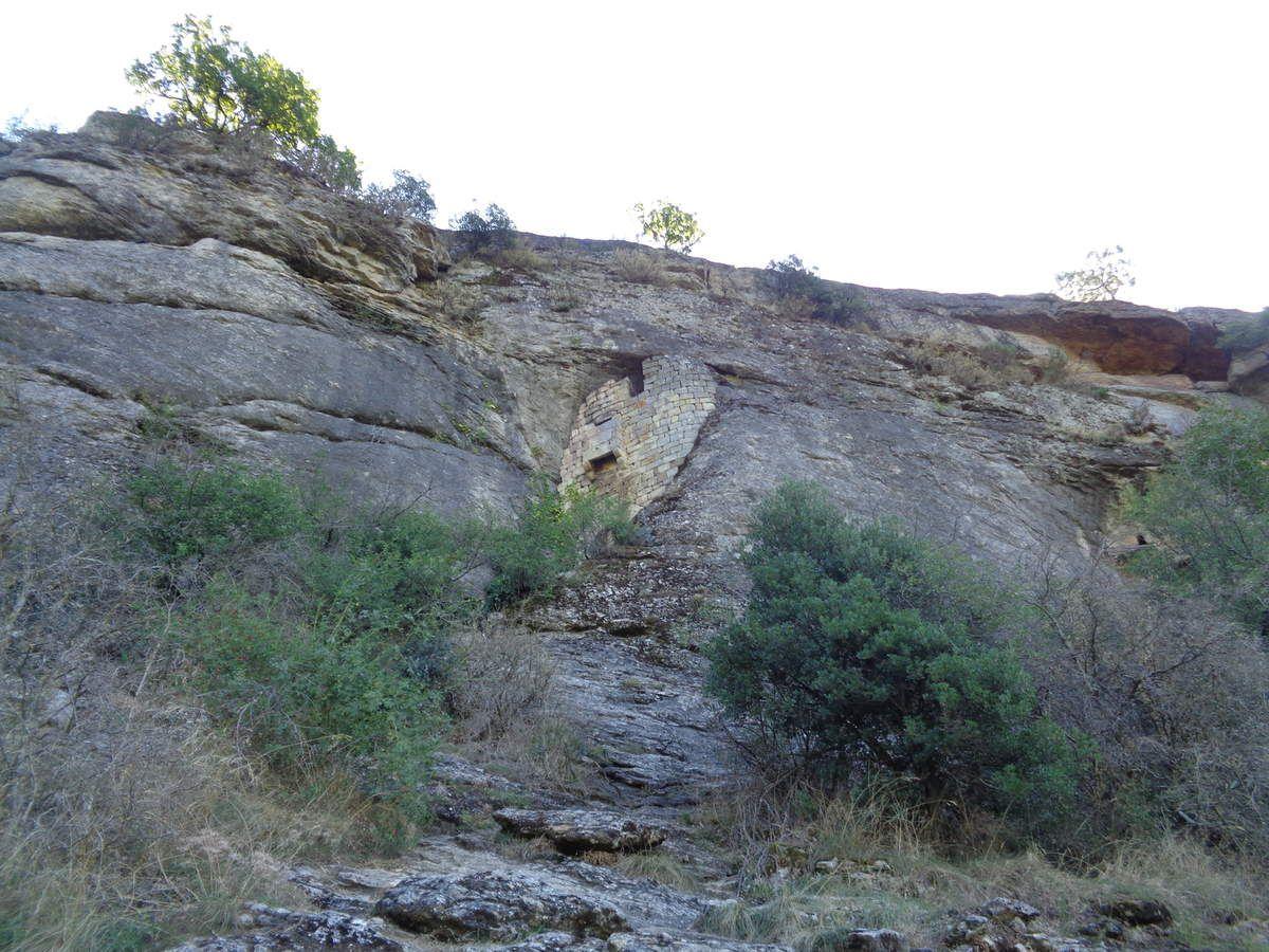 Grottes de Jaubernie - Coux 07 avec le Club pédestre Chabeuillois (CPC)