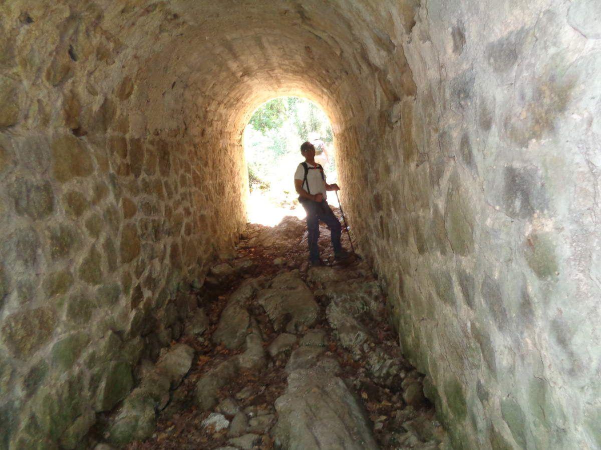 Randonnée à St Peray : Perrier