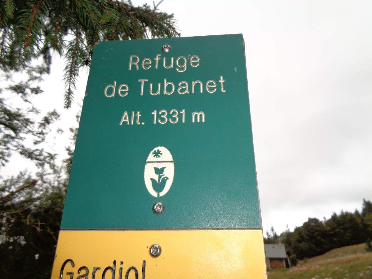 Ma rando du dimanche : Le brame du cerf et le refuge de Tubanet