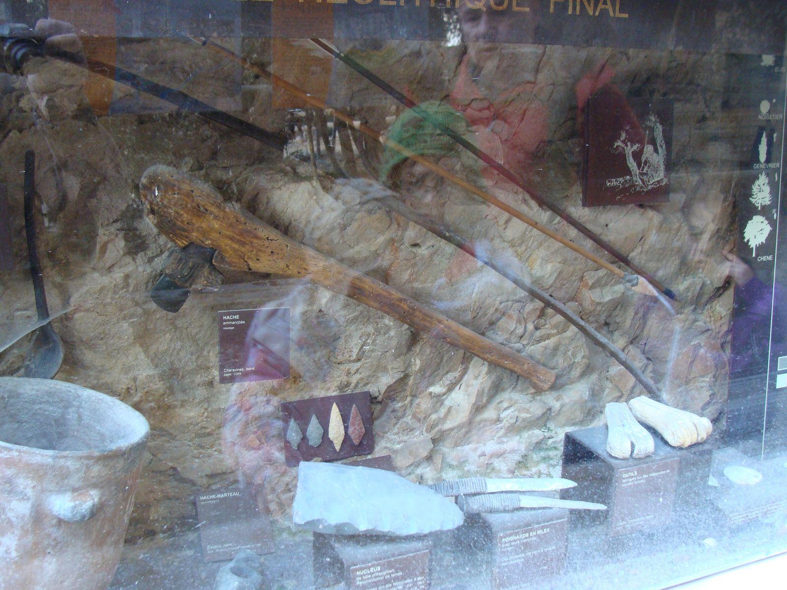 visite de la Grotte de Choranche : 8 mars 2013 .....