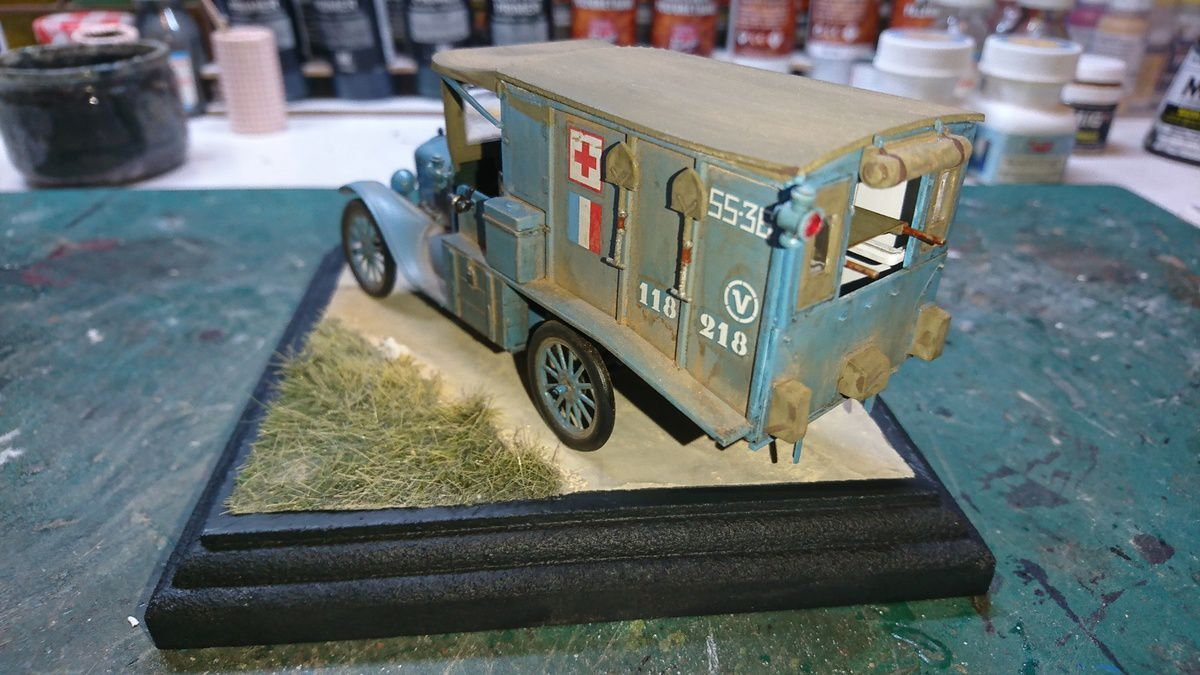 FORD T Ambulance