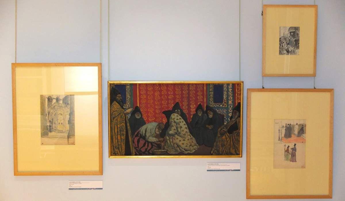 Balade orientale au Musée Lambinet