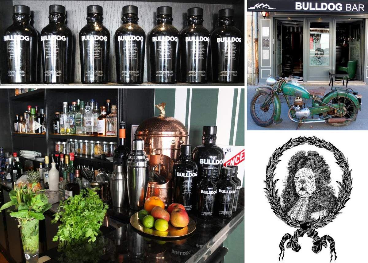 Bulldog Bar : le gin dans tous ses états