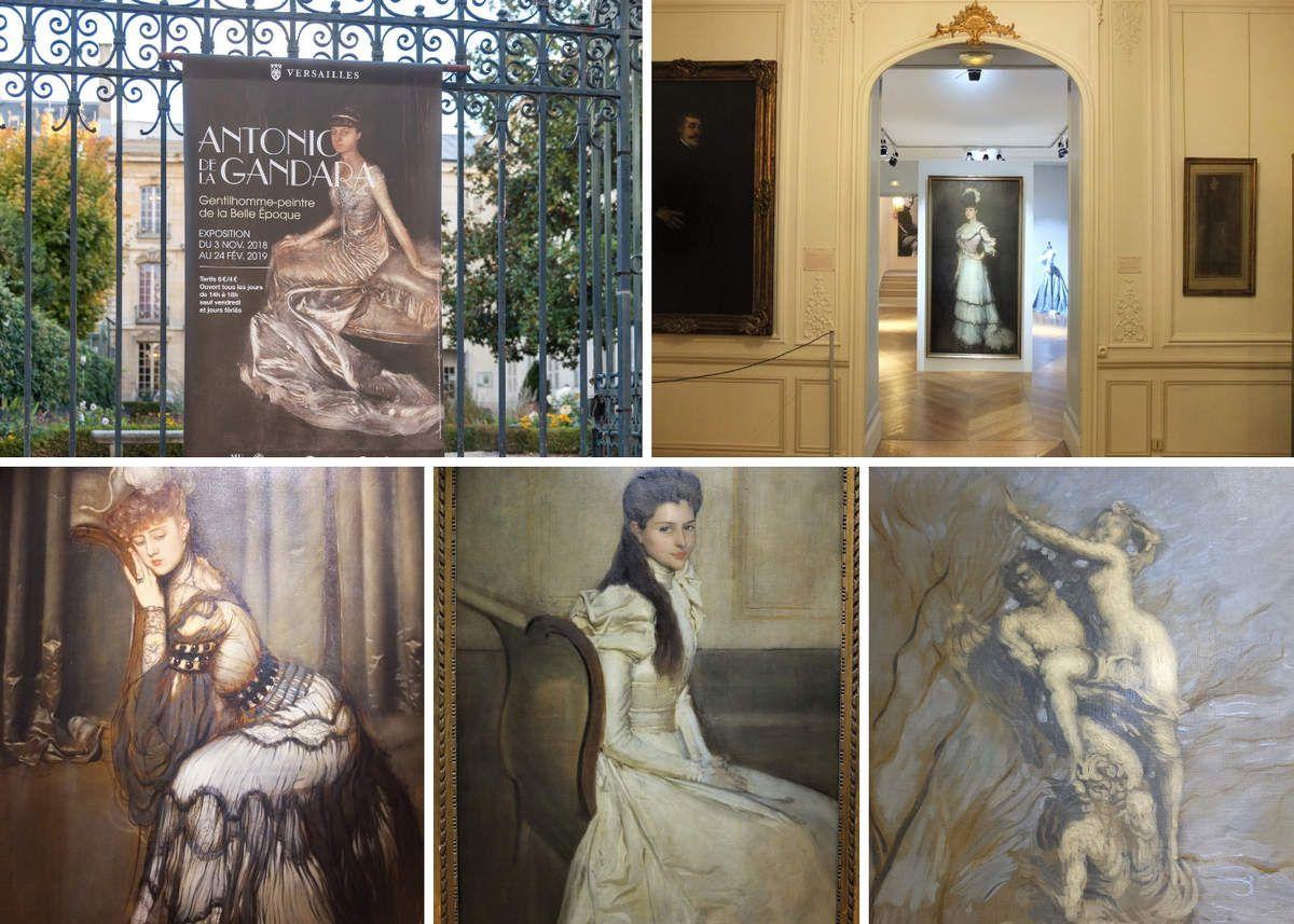 La Gandara raconte sa Belle Époque à Versailles