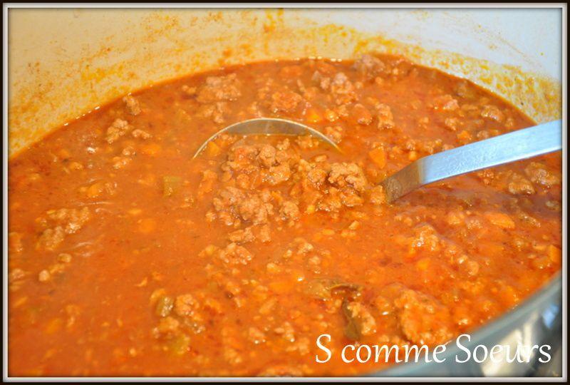 Lasagnes de veau à l'italienne