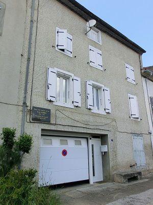 Maison natale d'Emile Combes  (Photo : © A.R.)