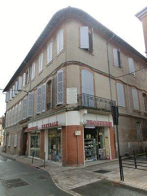 Maison natale d'Émilie de Vialar  (Photo : © A.R.)