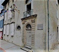 Maison natale d'André Lagarrigue