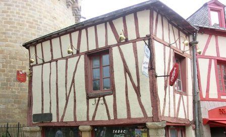 Maison natale de Louis Autissier  (Crédit Photo : A.R.)