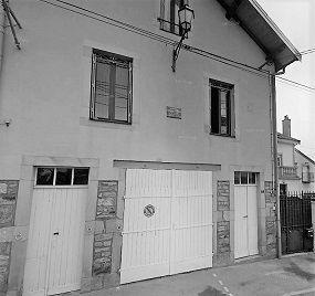 Maison natale d'André Sérot