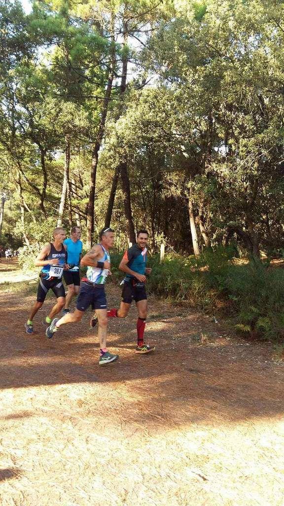 Trail de la Vinière : Reprise du trail en « douceur » et en convivialité