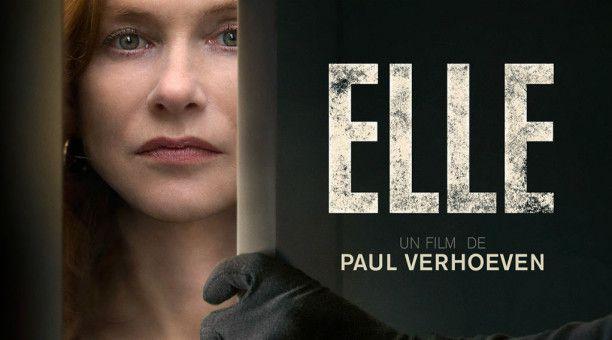 ELLE  de Paul Verhoeven, un plaisir coupable enfin en dvd