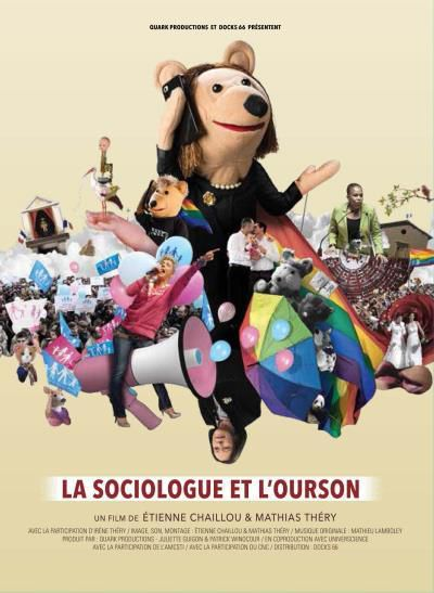 LA SOCIOLOGUE ET L'OURSON sort en dvd  le 2 novembre
