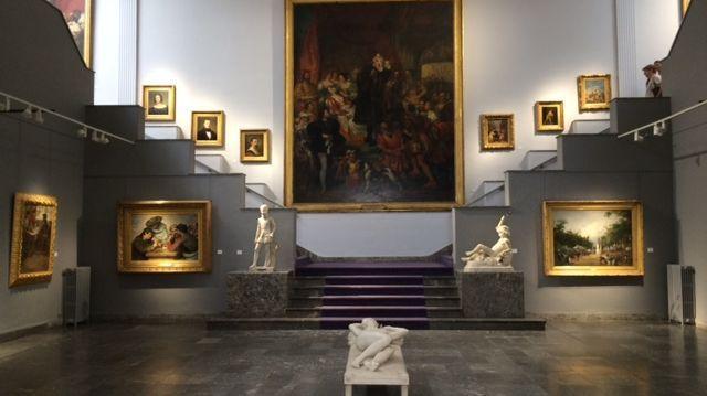 Arrêt sur une œuvre : une pause méridienne culturelle au Musée des Beaux Arts de Pau