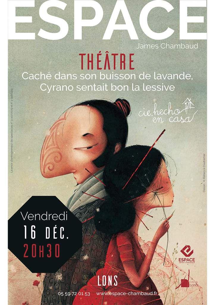 La magie du théâtre pour Noël à Lons - Vendredi 16 décembre - 20h30