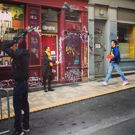 Les Engagés : une série web sur la vie d'un centre LGBTI tournée à Lyon