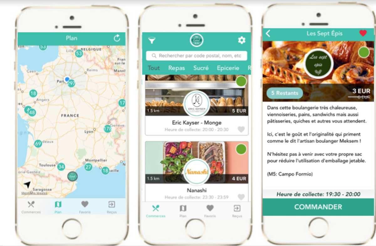 Too Good To Go a déjà permis de sauver plus de 350 repas à Bayonne, Anglet et Biarritz !
