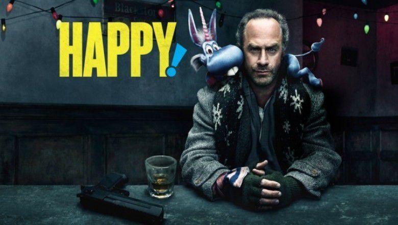 Happy ! , la série junkie de Netflix
