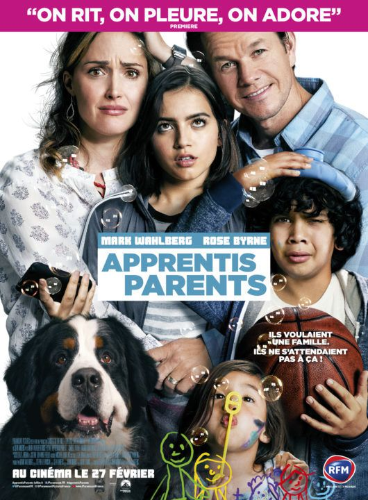 Apprentis Parents : drôle et touchant