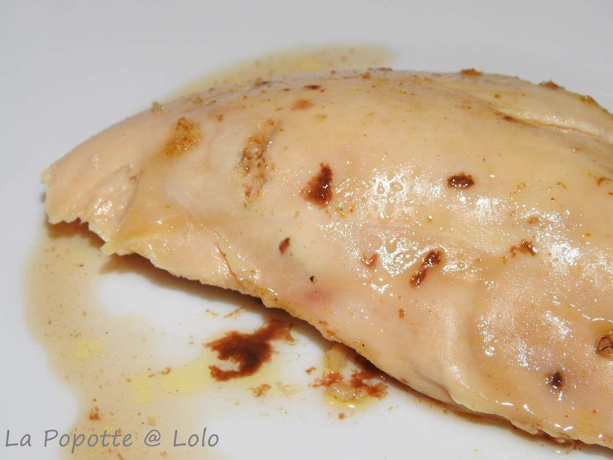 Poulet Rôti, cuisson basse température