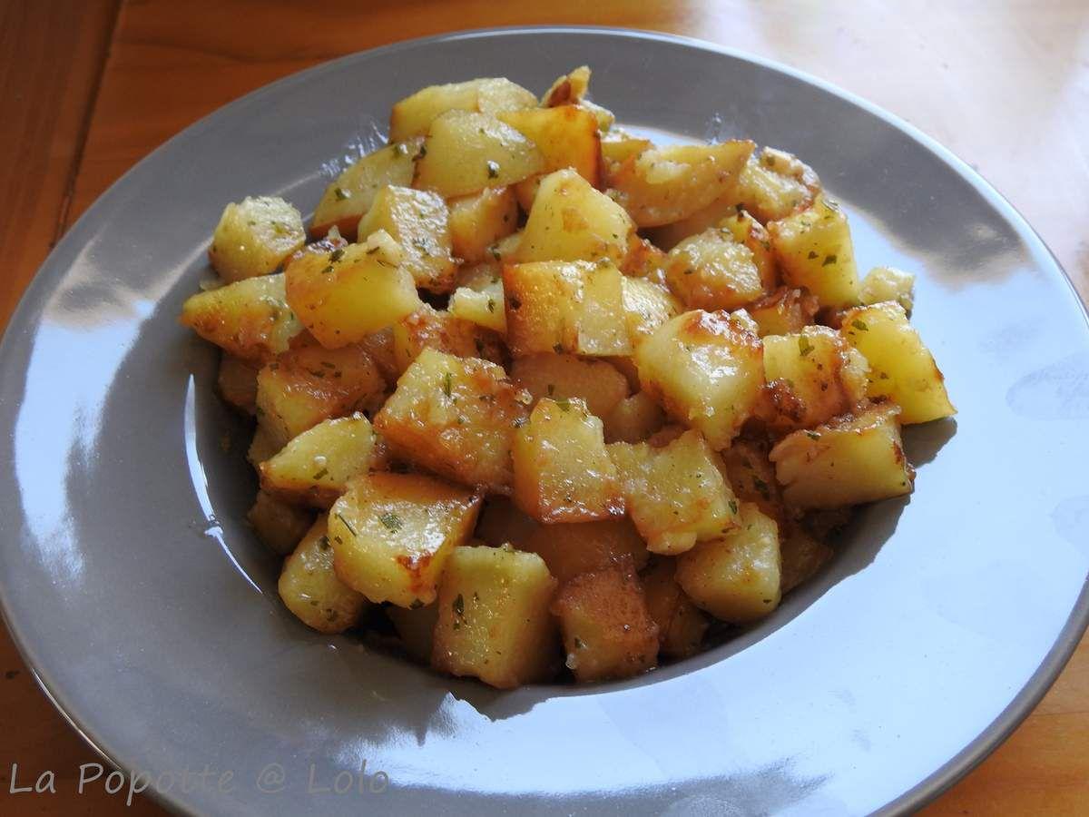 Pommes de terre Rôties au Cookeo