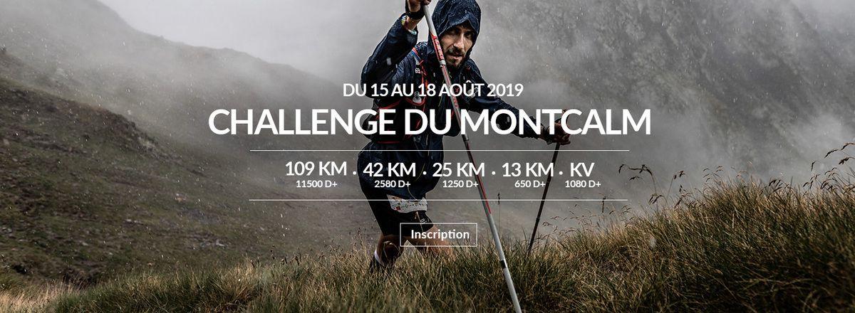 LE MONTCALM CHALLENGE DES 3000m ARIEGEOIS