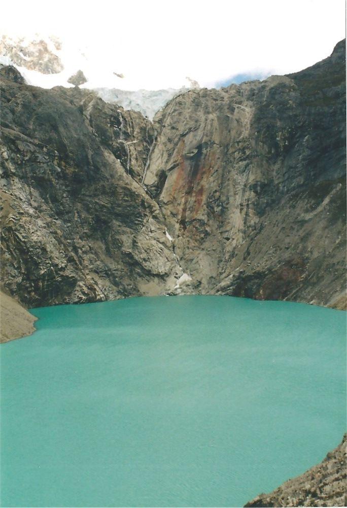 La lagune de Jancarurish
