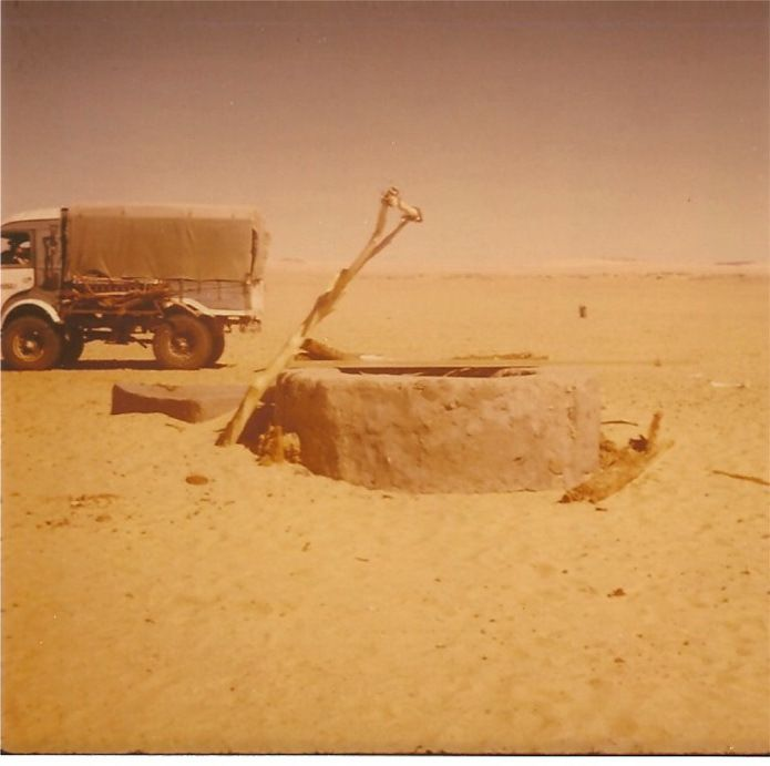 Le puits d'In Afellahlah
