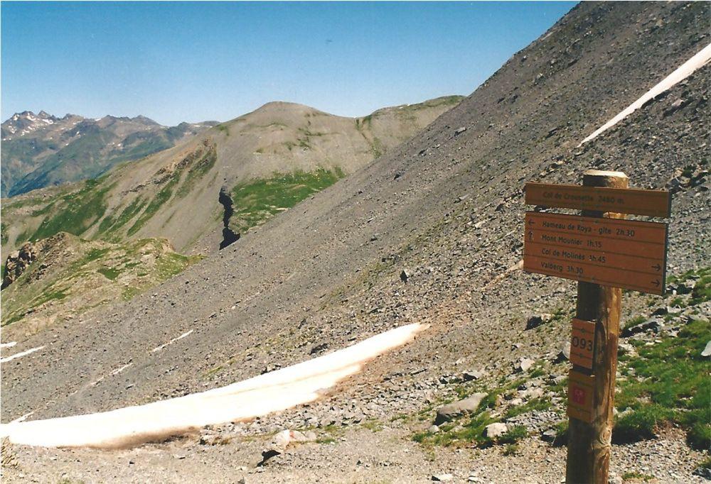 Col de Crousette