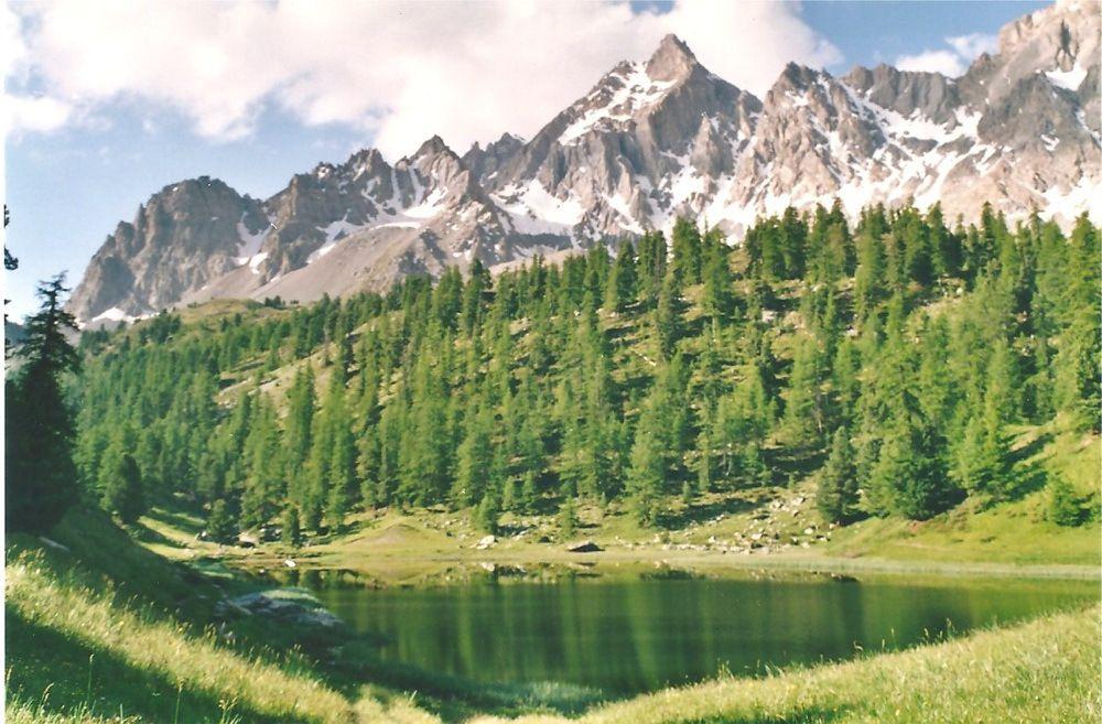 Le lac des Prés Soubyrands