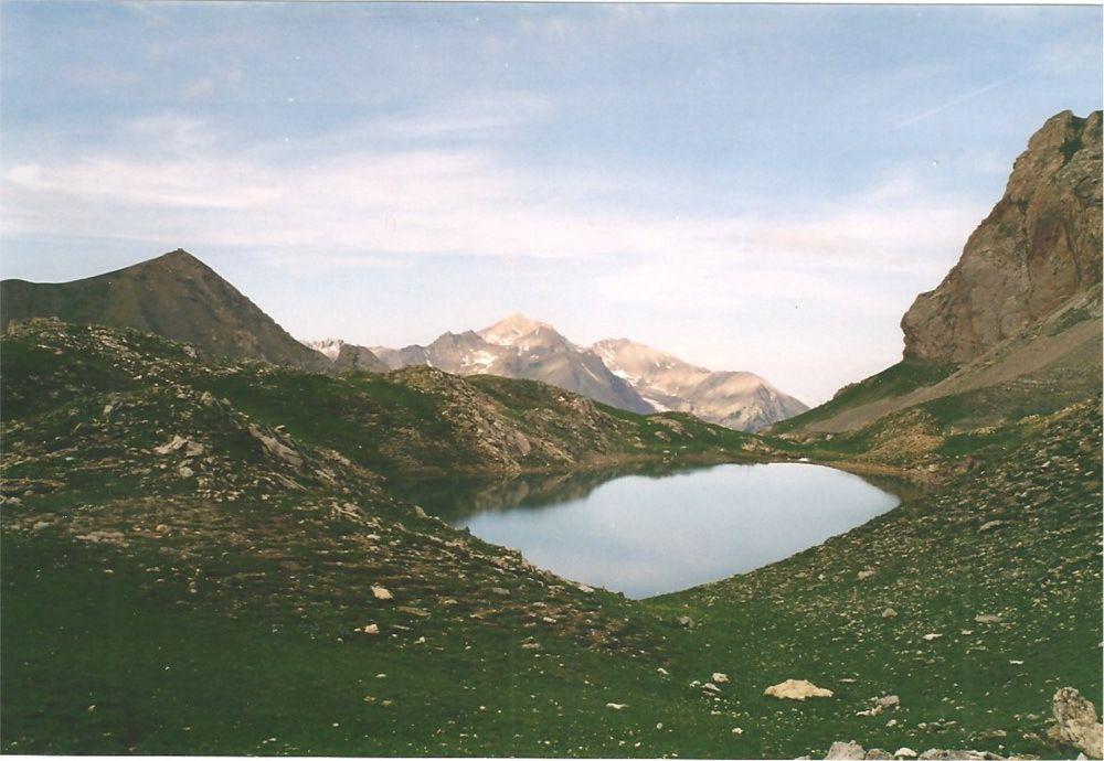 Le lac du Vallonnet
