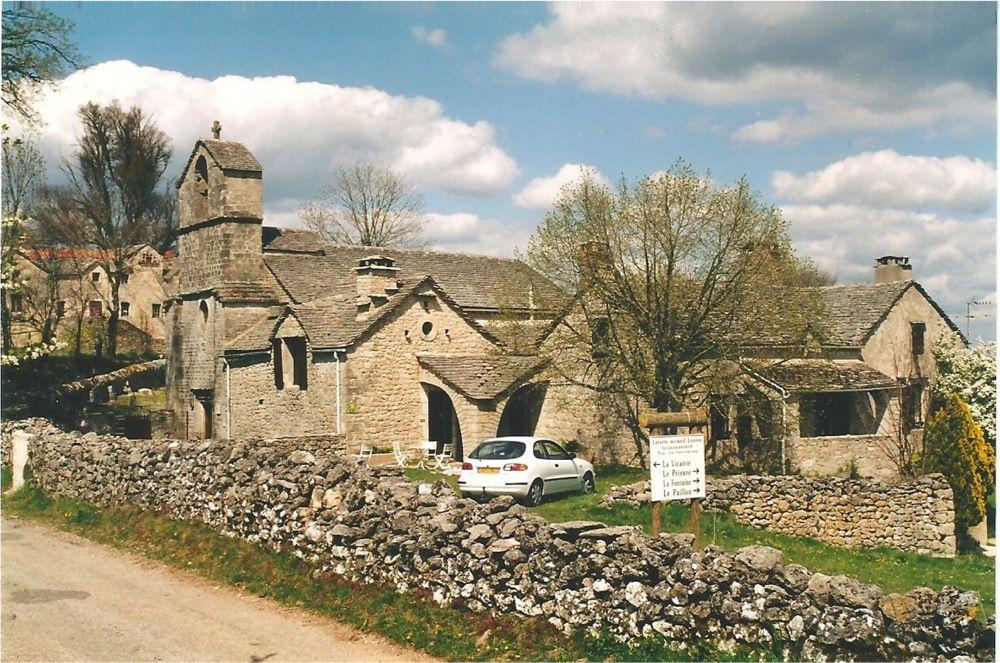 Le village de St Pierre des Tripieds