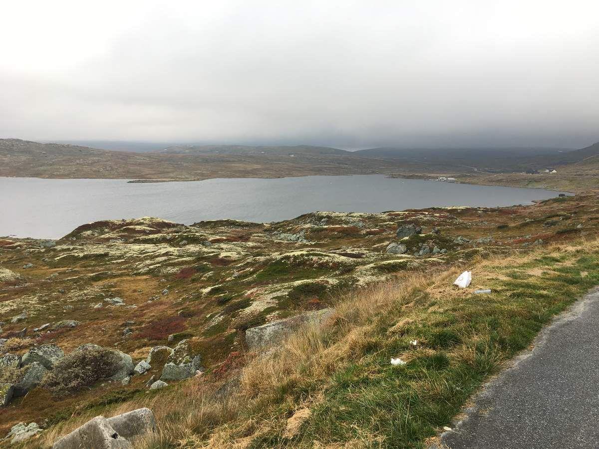 D'Oslo à Bergen