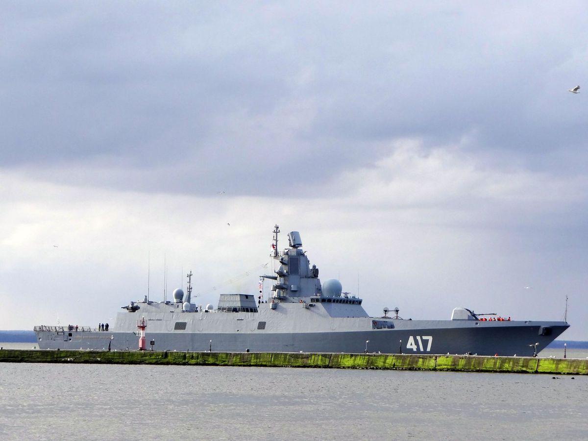 Les frégates, future épine dorsale de la flotte de surface russe ?