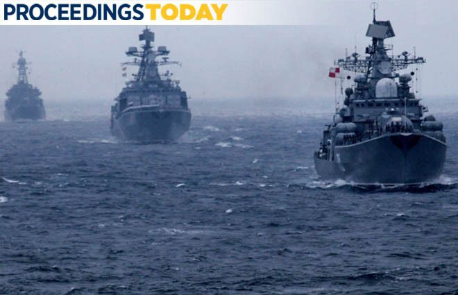 Russia's Navy in the Pacific: the Forgotten Fleet?