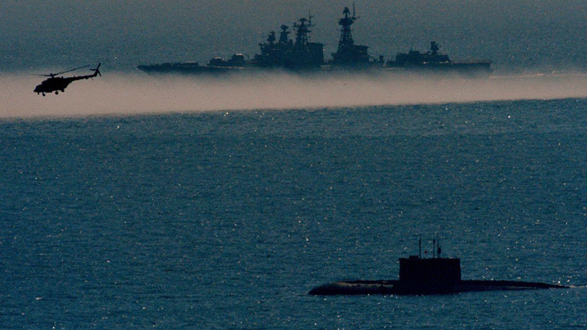 La marine russe et le défi de la lutte anti-sous-marine