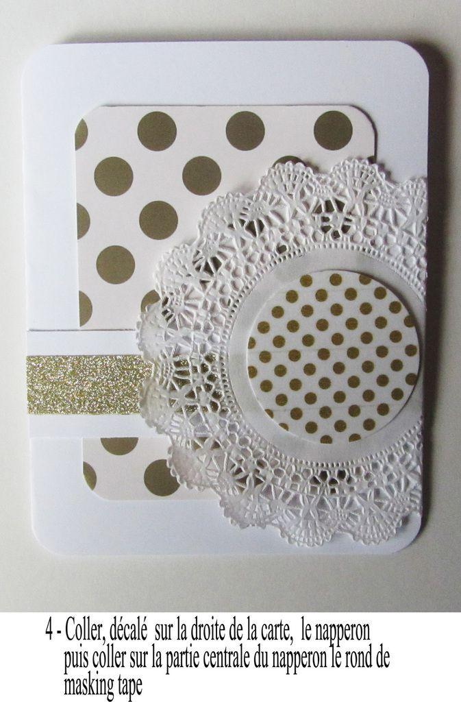 Cartes de voeux et pas à pas : DT Flamingo Design Studio / Lovely tape