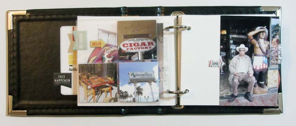 Miami : Mini album pour un résumé en photos