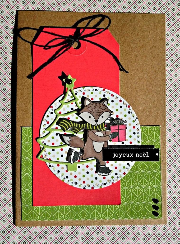 Stephscrap 87 cartes de Noël
