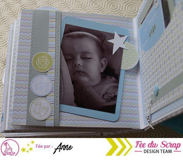 Anne : Kit du mois - Version garçon