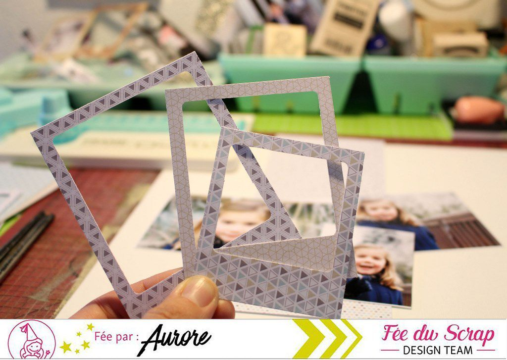 Test Produits_Frame Punch Board
